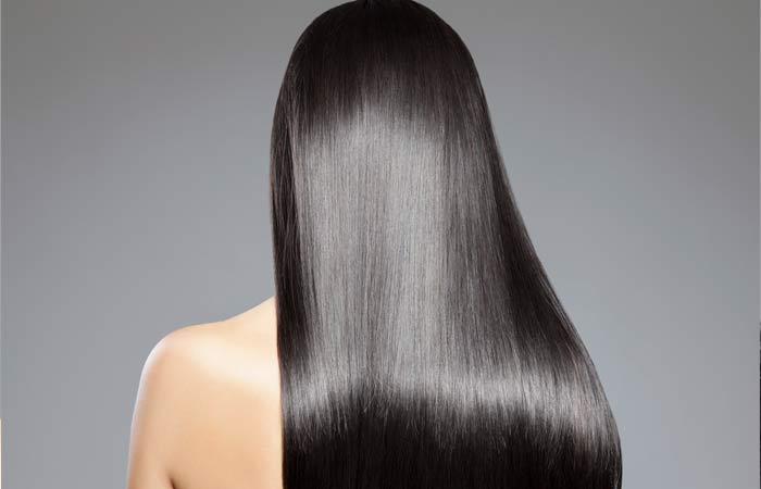 Как сделать волосы прямыми-6