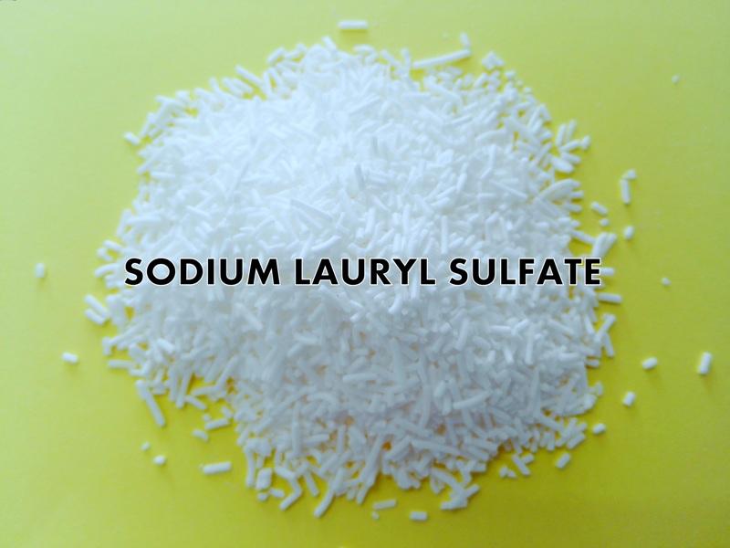 sodum laureth sulphate