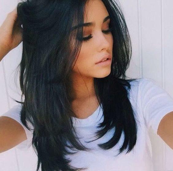 модные стрижки на длинные волосы