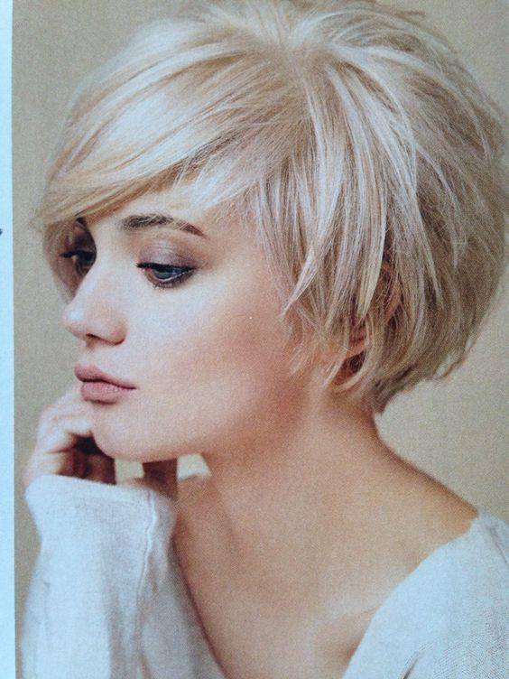 каре боб на короткие волосы фото