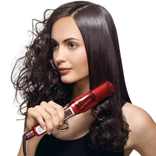 Как сделать волосы прямыми