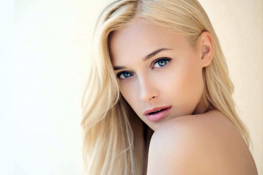Как покрасить волосы в блонд без желтизны