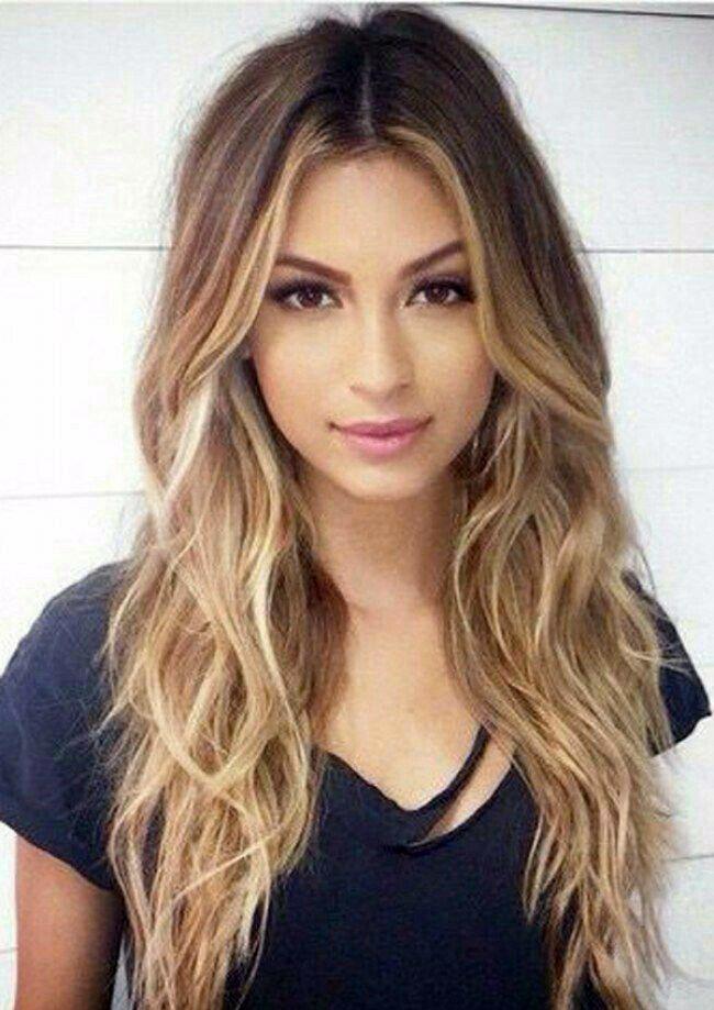 Какой цвет волос подойдет кареглазым девушкам