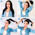 20 великолепных женских причёсок за 5 минут