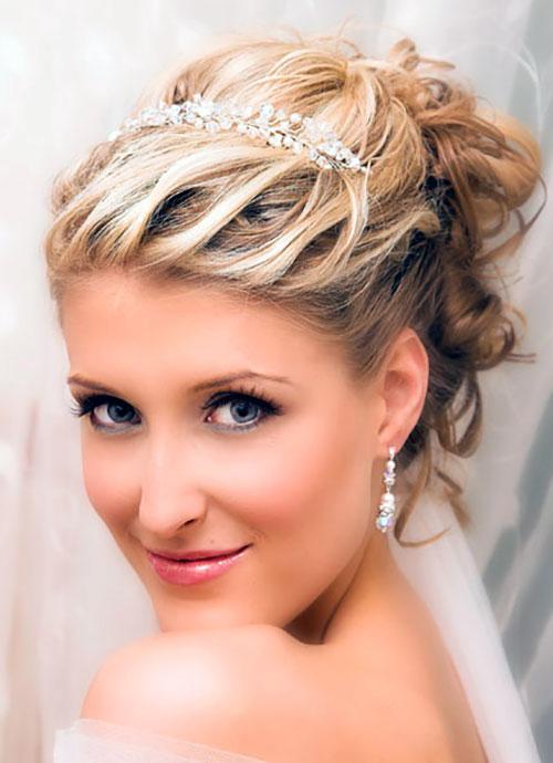 Фото свадебных женских причесок с мобильного