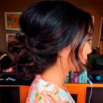60 стильных причесок для волос средней длины